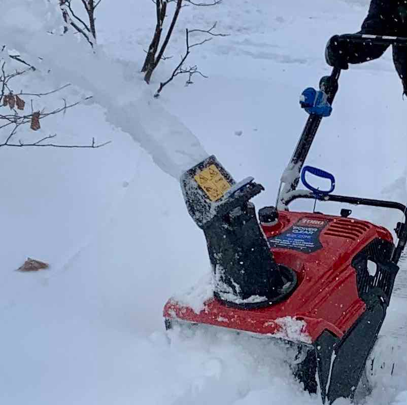 A Man and His Snowblower: A Love Story